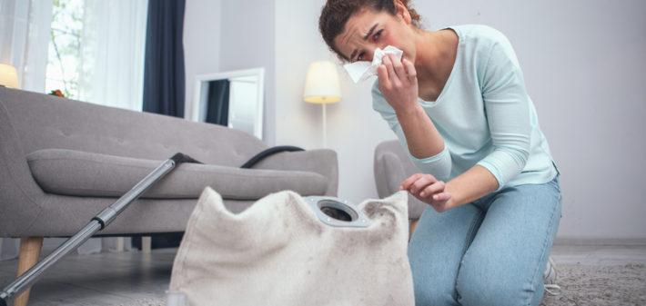 dust mite allergies & asthma